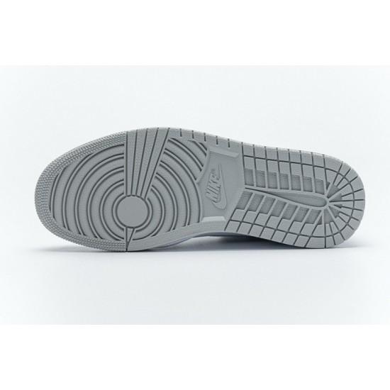 Air Jordan 1 High Hyper Royal Blue White Grey 555088-402 36-45 Shoes