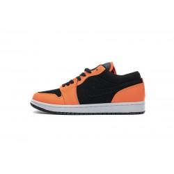 "Air Jordan 1 Low ""Black Turf Orange"" Black Orange CK3022-008 36-45"