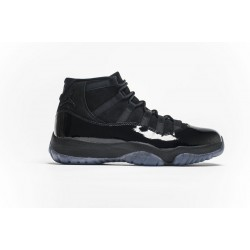 """Air Jordan 11 """"Cap and Gown"""" Black 378037-005"""