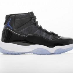 "Air Jordan 11 ""Space Jam"" Black White 378037-003"