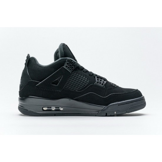 Air Jordan 4 Retro Black Cat Black CU1110-010 Shoes