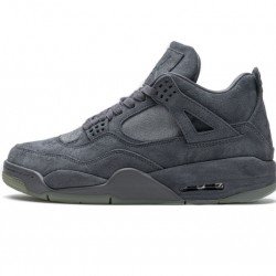 "Air Jordan 4 Retro ""Cool Grey"" Blue Gray 930155-003"