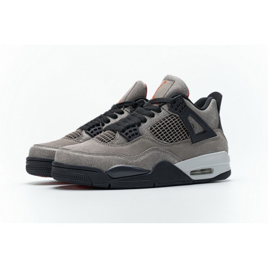Air Jordan 4 Taupe Haze Black Brown DB0732-200 40-46 Shoes