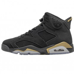 "Air Jordan 6 ""DMP"" Black Gold CT4954-007"