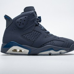 "Air Jordan 6 ""Jimmy Butler"" Blue 384664-400"