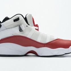 Air Jordan 6 Rings BG White Red Lifestyle 323419-120 36-45