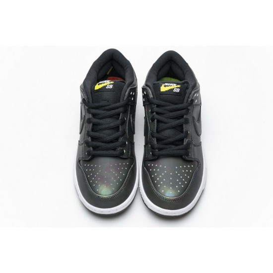 Civilist x Nike SB Dunk Low Pro QS Thermography Black CZ5123-001 Shoes