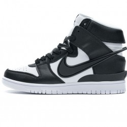 Ambush x Nike SB Dunk High Black White CU7544-001 36-47