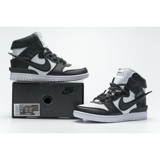 Ambush x Nike SB Dunk High Black White CU7544-001 36-47 Shoes