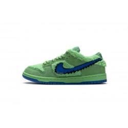 """Grateful Dead x Nike SB Dunk Low Pro QS """"Green Bear"""" Green Blue CJ5378-300"""