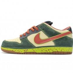"Nike SB Dunk Low PRM QS ""Mosquito"" Yellow Green 313170-761 36-46"