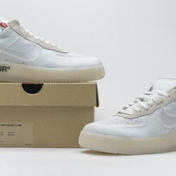 "Off-White x Nike Air Force 1 Low ""The Ten"" White AO4606-100"